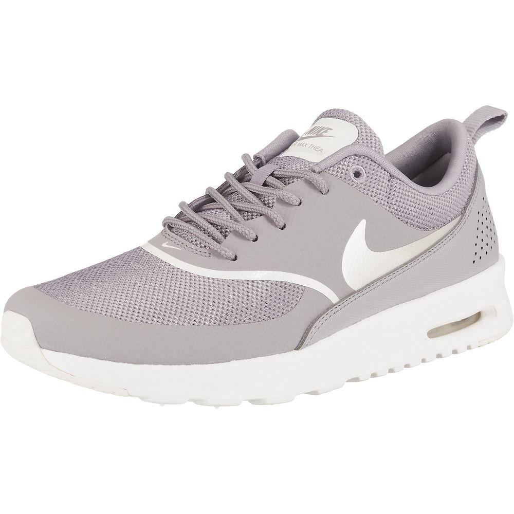 Nike Sportswear Sneaker Low 'Air Max Thea' Damen, Hellgrau