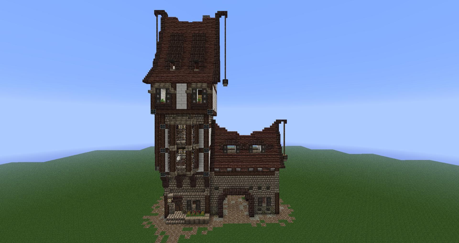 Trulph U0026 39 S Fantasy Builds - Screenshots - Show Your Creation - Minecraft Forum