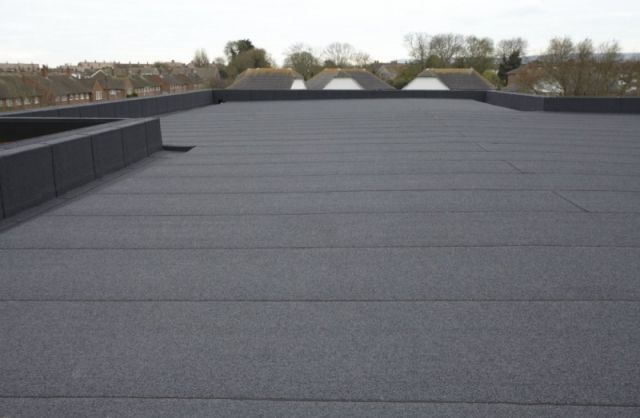 What Are The Different Types Of Commercial Roofing Materials?