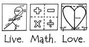 Collection of 14 Printable Math Posters (PDF) from the North Carolina Council of Teachers of Mathematics