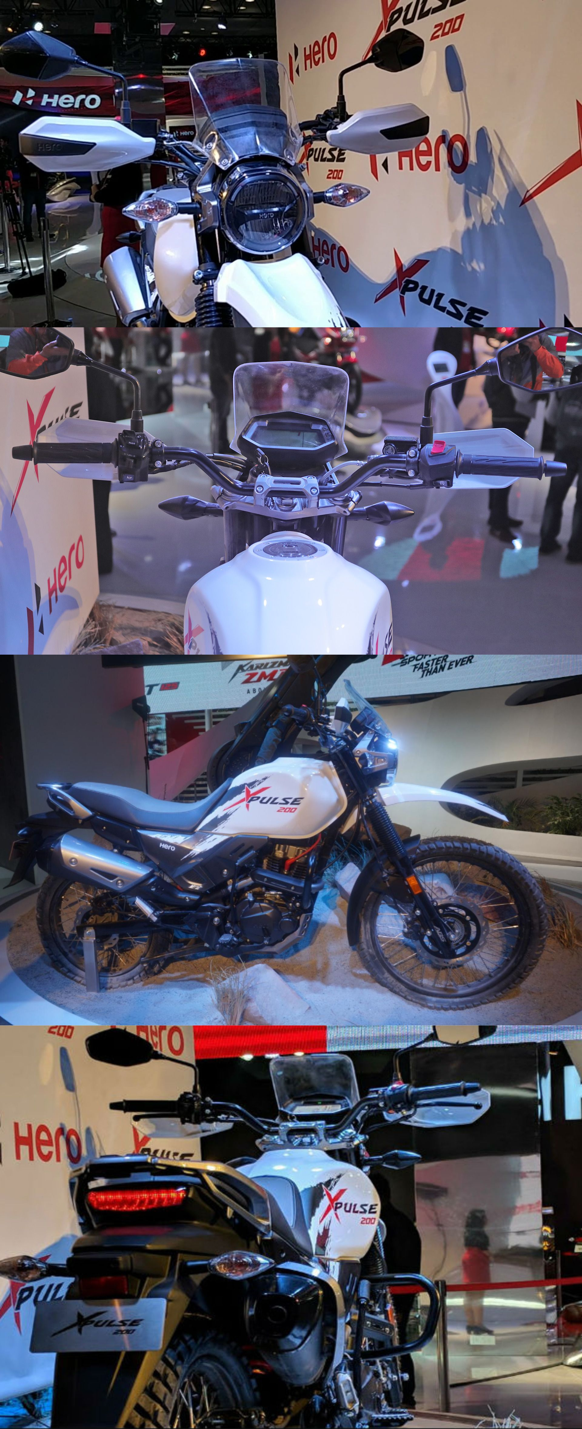 Hero Xpulse 200 India Launch Price Details Revealed Hero