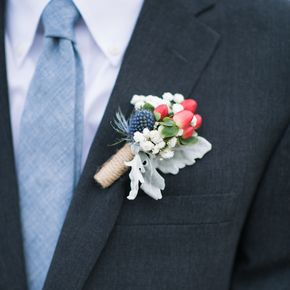 cranberry and dusty blue wedding - Google Search