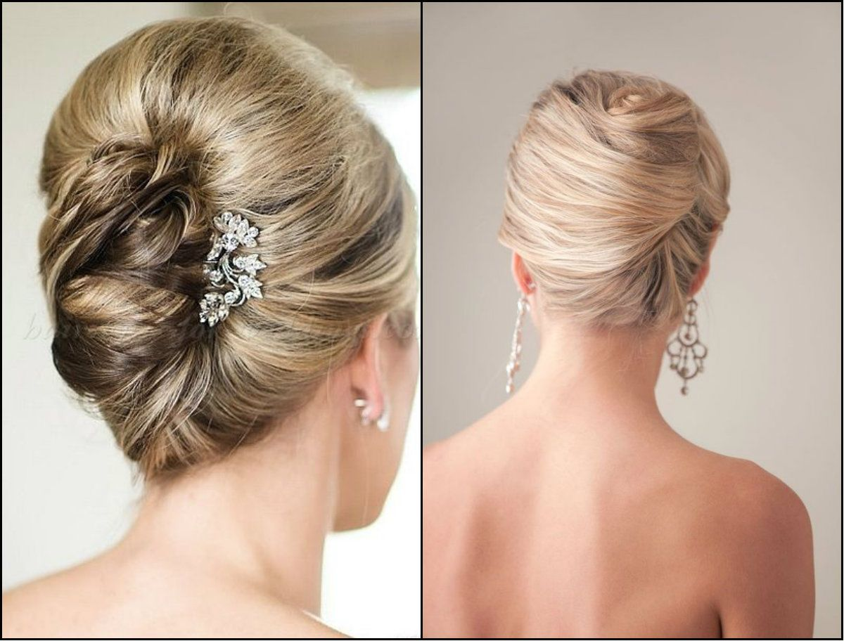 the most elegant french twist hairstyles | hairstyles 2016