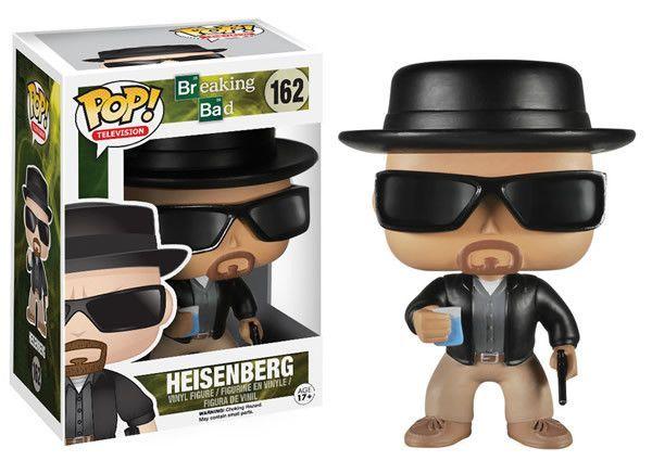 Breaking Bad - Heisenberg Pop! Vinyl