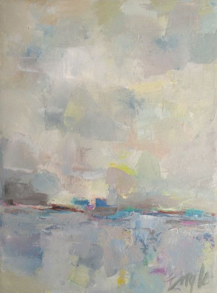 """Awaken"" by Maureen Engle, 12 x 16, acrylic on gallery wrapped canvas, $375, Atlanta Artist Collective"