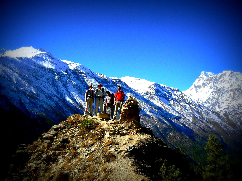 Tour des Annapurnas #nepal