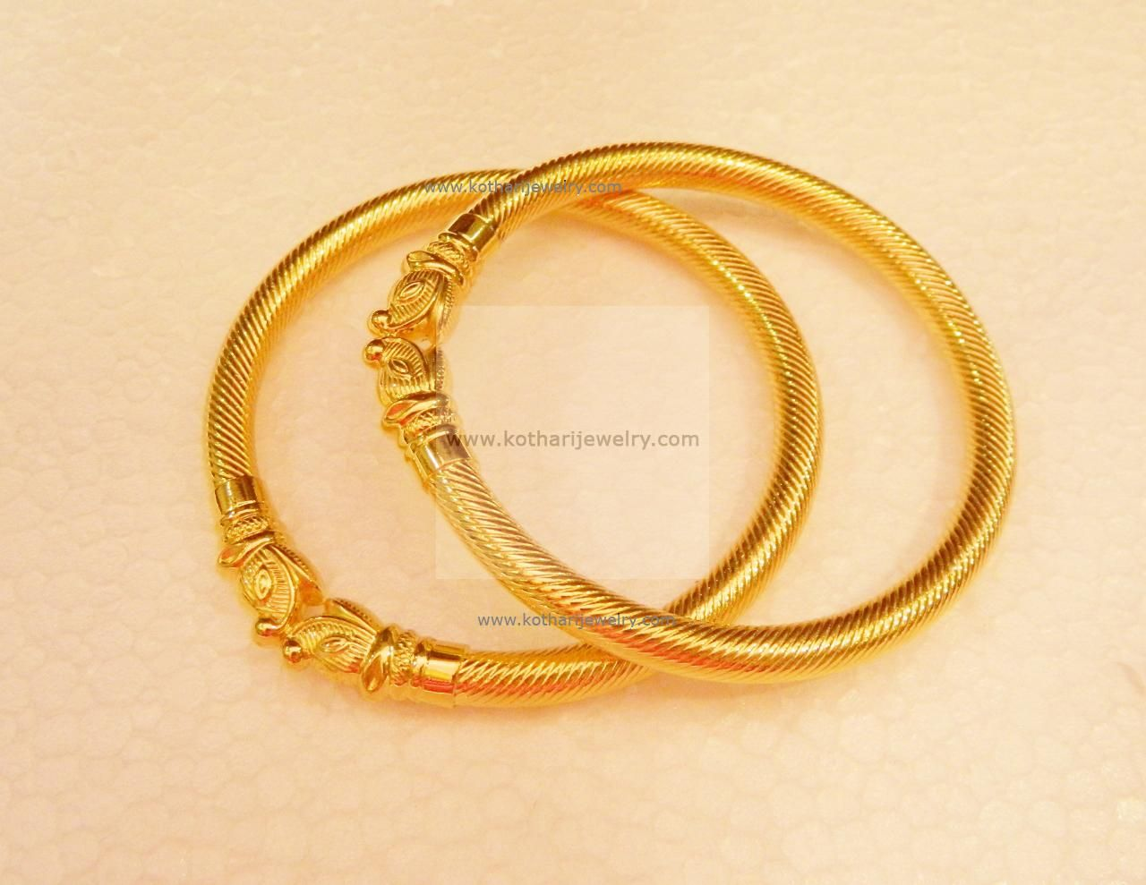 Bangles kada gold bangles kada bg at usd