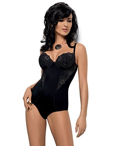 b4463339b6 Gorsenia 184 Livia elegant smooth body with delicate lace - made in ...