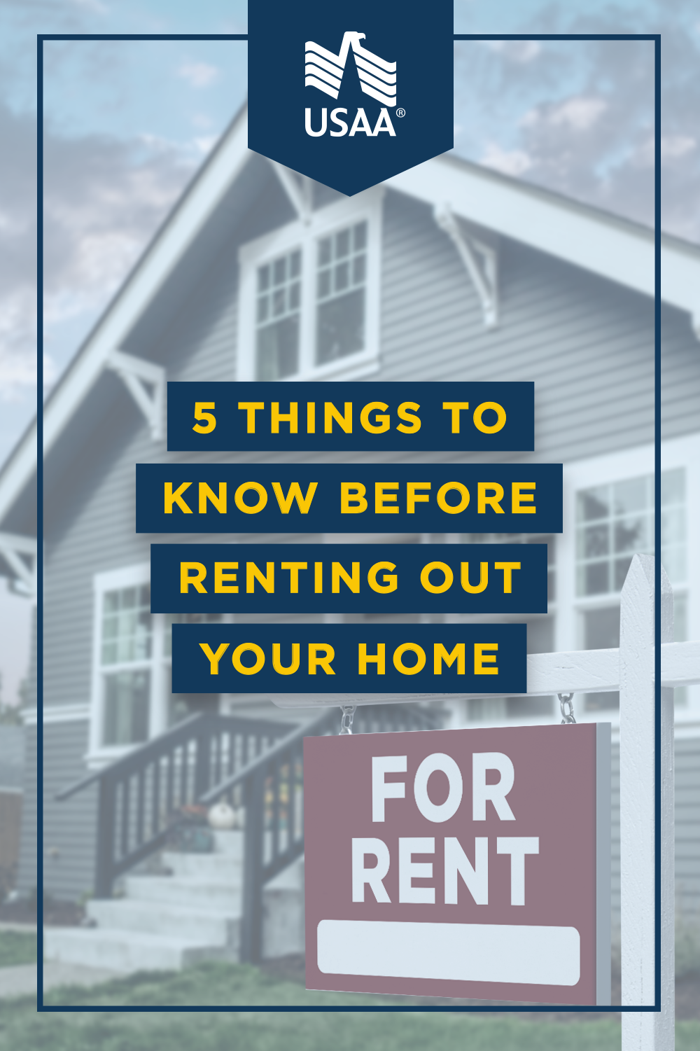 5 Things To Know Before Renting Out Your Home Rent Being A