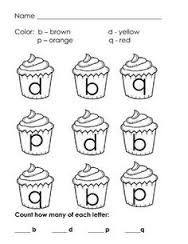 image result for b d letter reversals worksheets for kids kindergarten lessons school. Black Bedroom Furniture Sets. Home Design Ideas