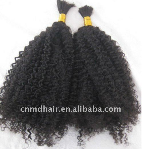 cheap kanekalon Synthetic bulk Extensionscolor 1 , size 16 inch.factory price