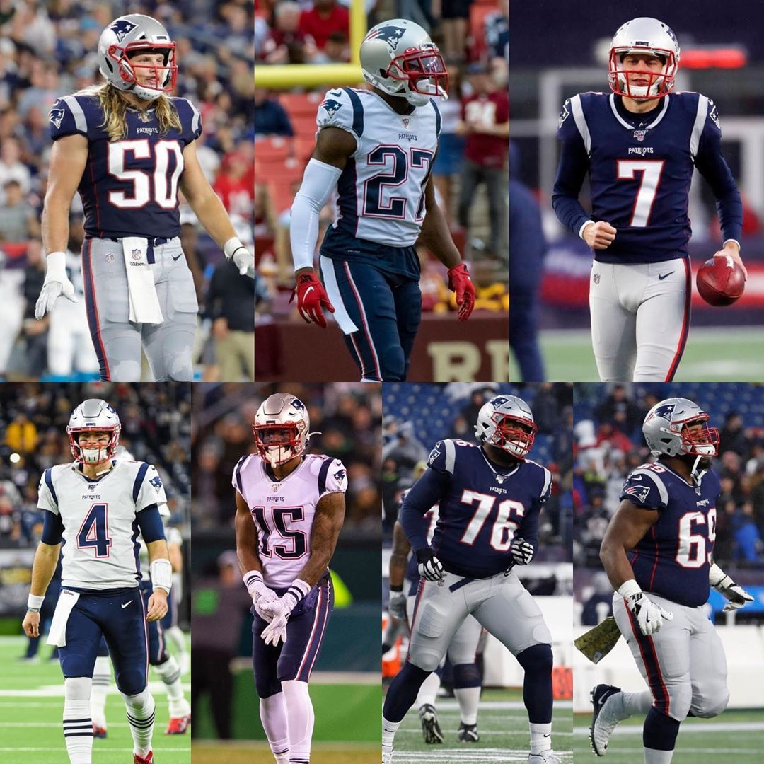 Which Player S Currently On The Patriots Roster Do You Believe Will Still Be Around For Let S Say The Next Ten Years In 2020 Nfl Teams Nfl Shaq