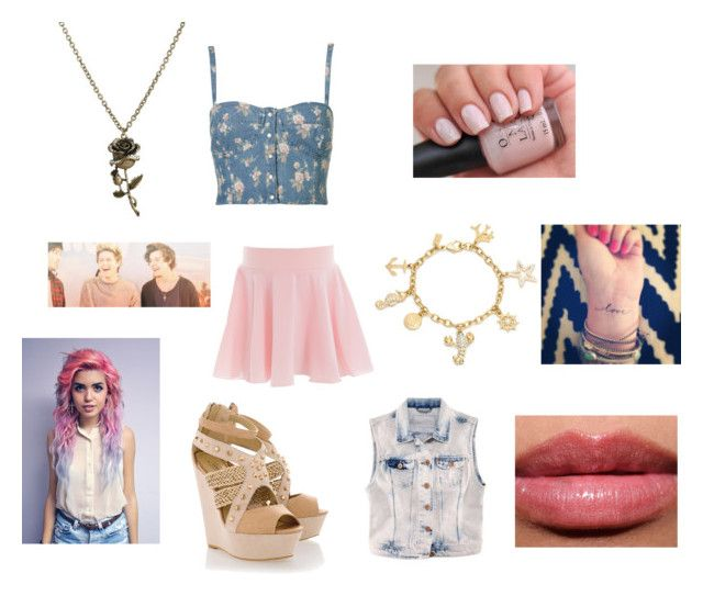 Deerrpp by seyi-shobajo on Polyvore featuring H&M, Full Circle, Timeless, Wet Seal and Coach