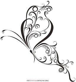 Photo of Halbarm-Tattoos für Frauen: Schmetterlings-Tattoos für Frauen #TattooSleeves Click …
