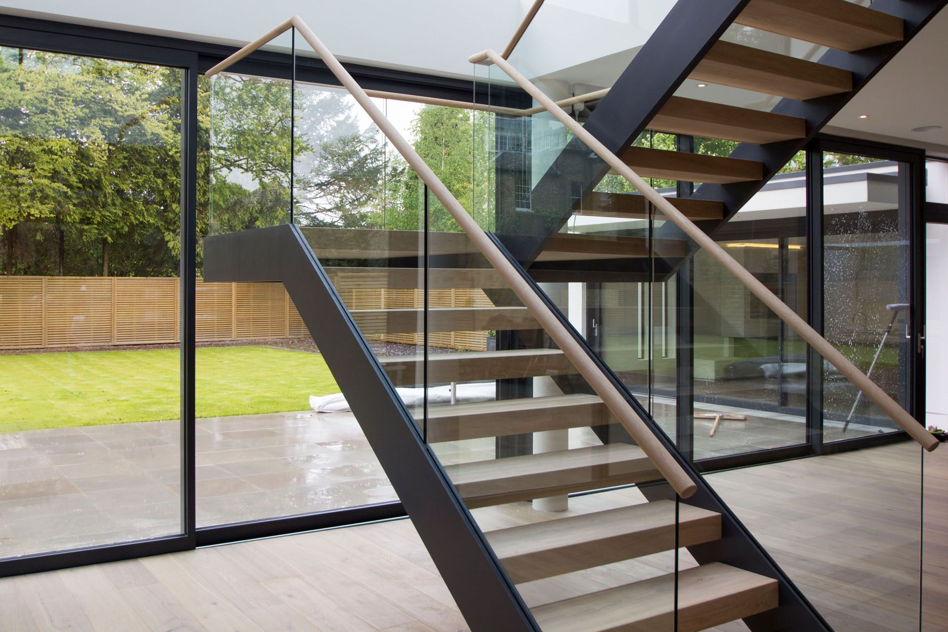 Best The Demax Coach House Cantilever Staircase Is Just 400 x 300
