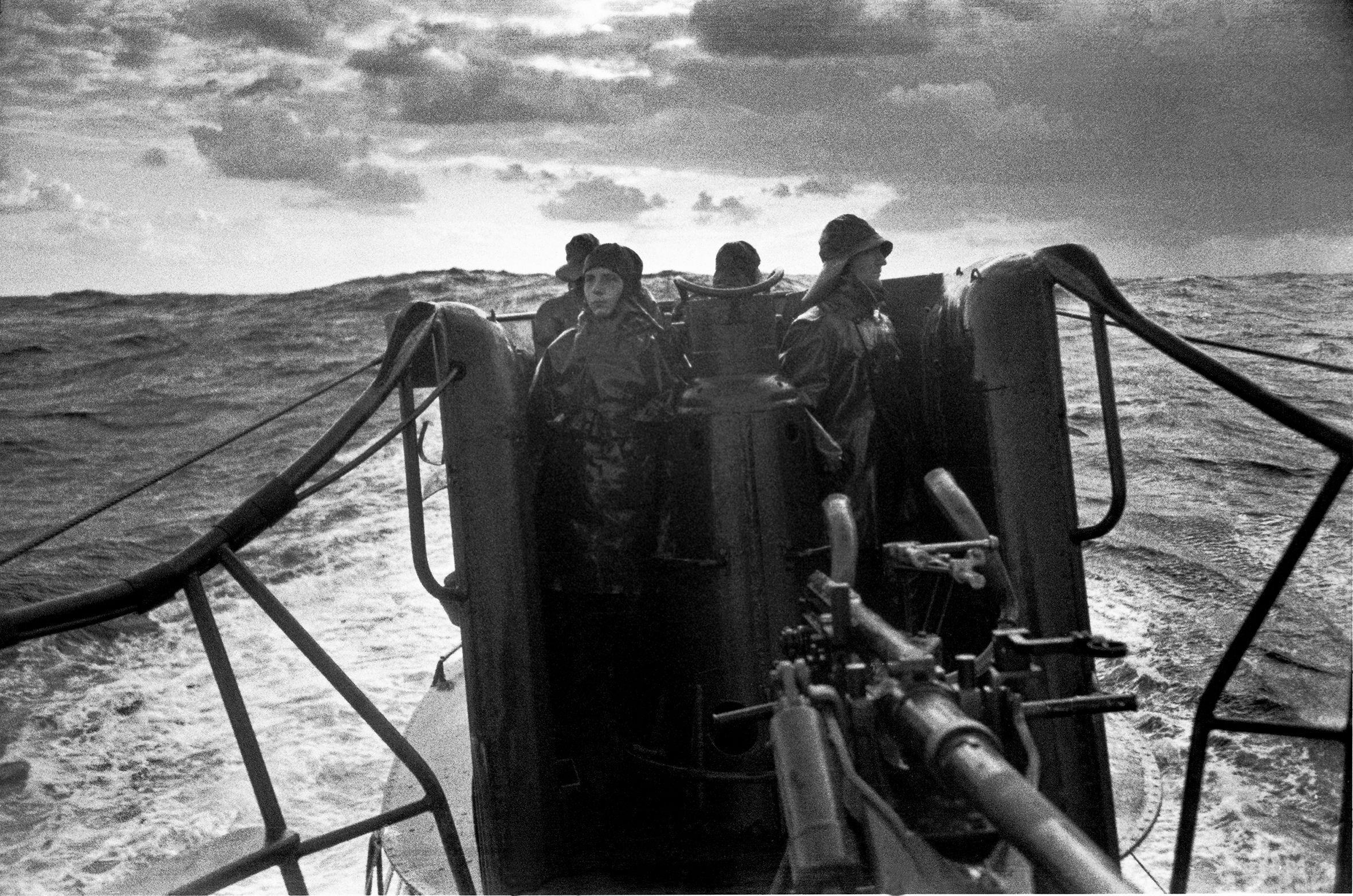 U Boot 176 Sous Marin Guerre Mondiale Bateaux