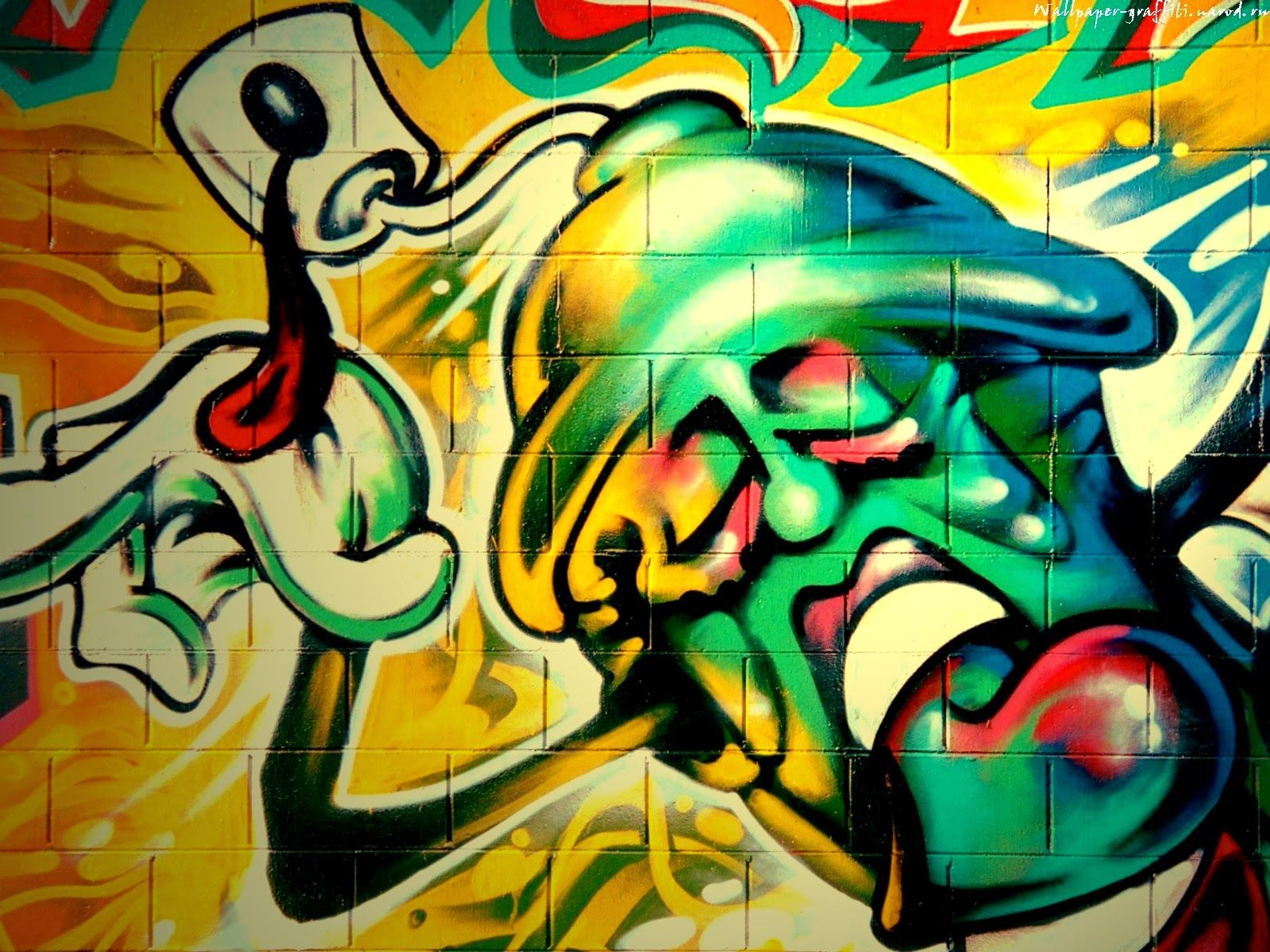Graffiti Creator Styles: Graffiti Wallpaper | Best Games Wallpapers ...