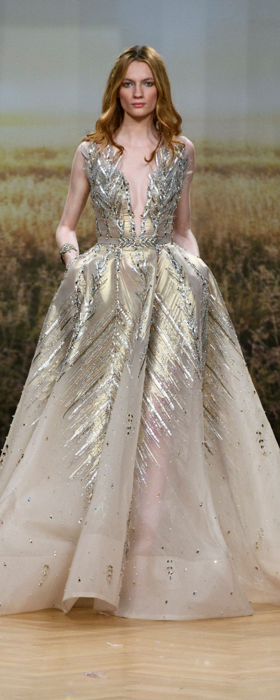 Ziad nakad springsummer couture gowns couture and fashion