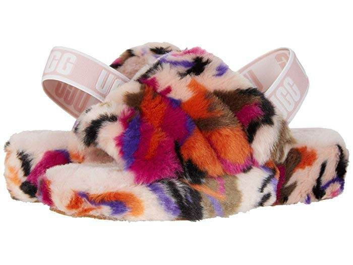 8790be00159 UGG Fluff Yeah Slide | shoes in 2019 | Uggs, Ugg slippers, Sock shoes