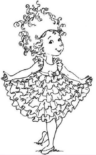 Colouring Pic To Enlarge For Lolly Bags Coloring Pages Disney Coloring Pages Fancy Nancy
