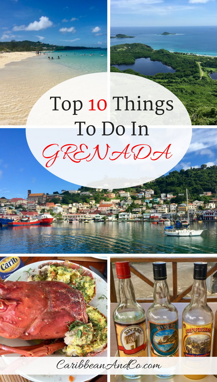 Top 10 Things To Do In Grenada, The Spice Island Of The