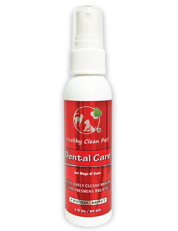 Dog Breath Freshener All Natural Premium Dental Care