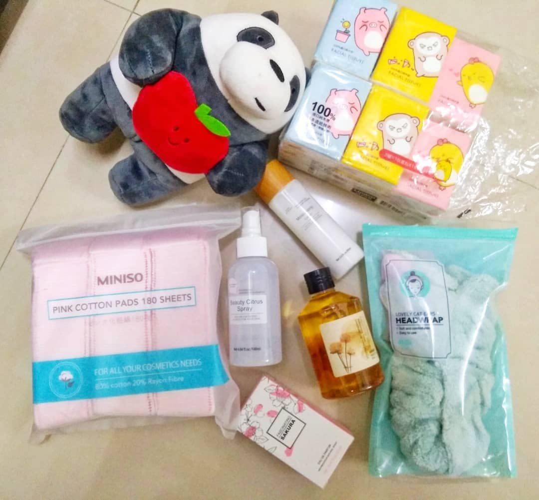 My Cute Mini Miniso Haul I Know I Might Be The Last One Sharing
