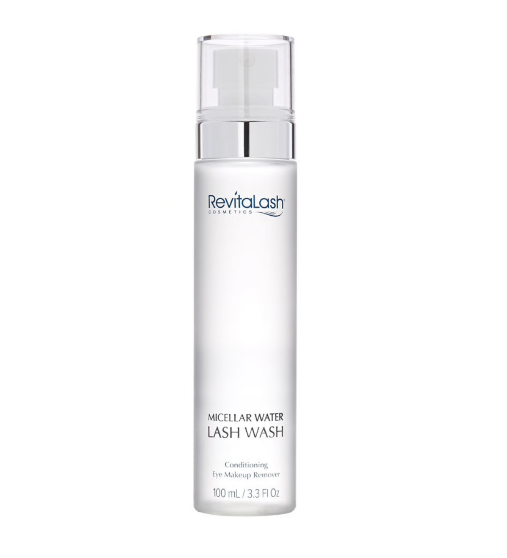Revitalash Micellar Water Lash Wash Eye makeup remover