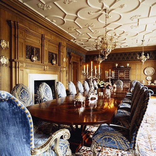 What A Grand Dining Room Luxury Dining Room Dining Room Design