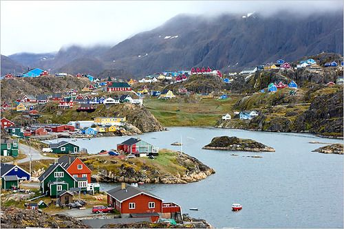 Sisimiut, Greenland Explore the World with Travel Nerd Nici, one Country at a Time. http://TravelNerdNici.com