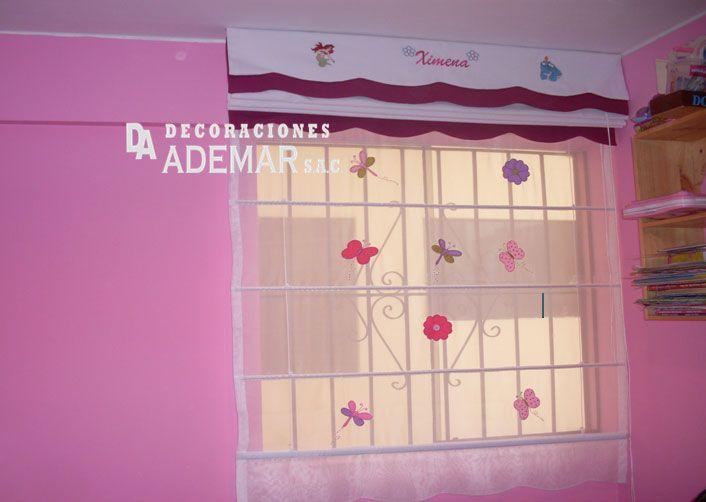 Cortinas infantiles cortinas de ni os peru cortinas de for Cortinas para ninos