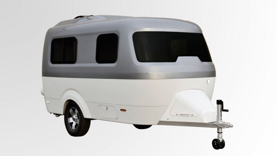 Airstream Just Launched A New Trailer Made From Fiberglass