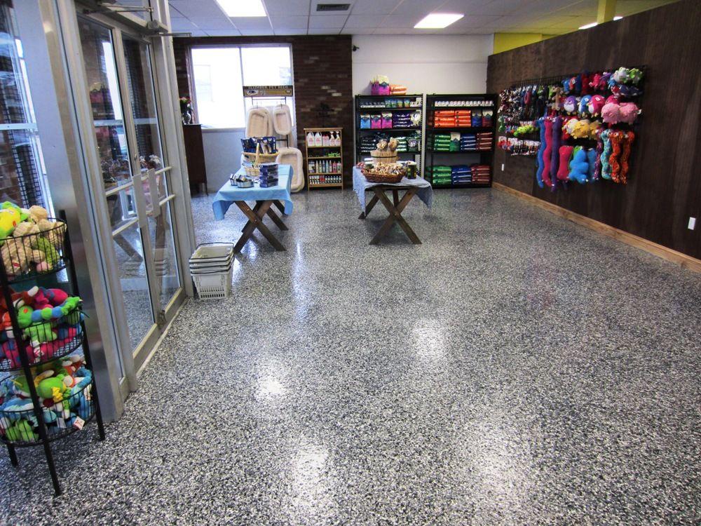 rubber flooring Daycare flooring, Flooring, Concrete