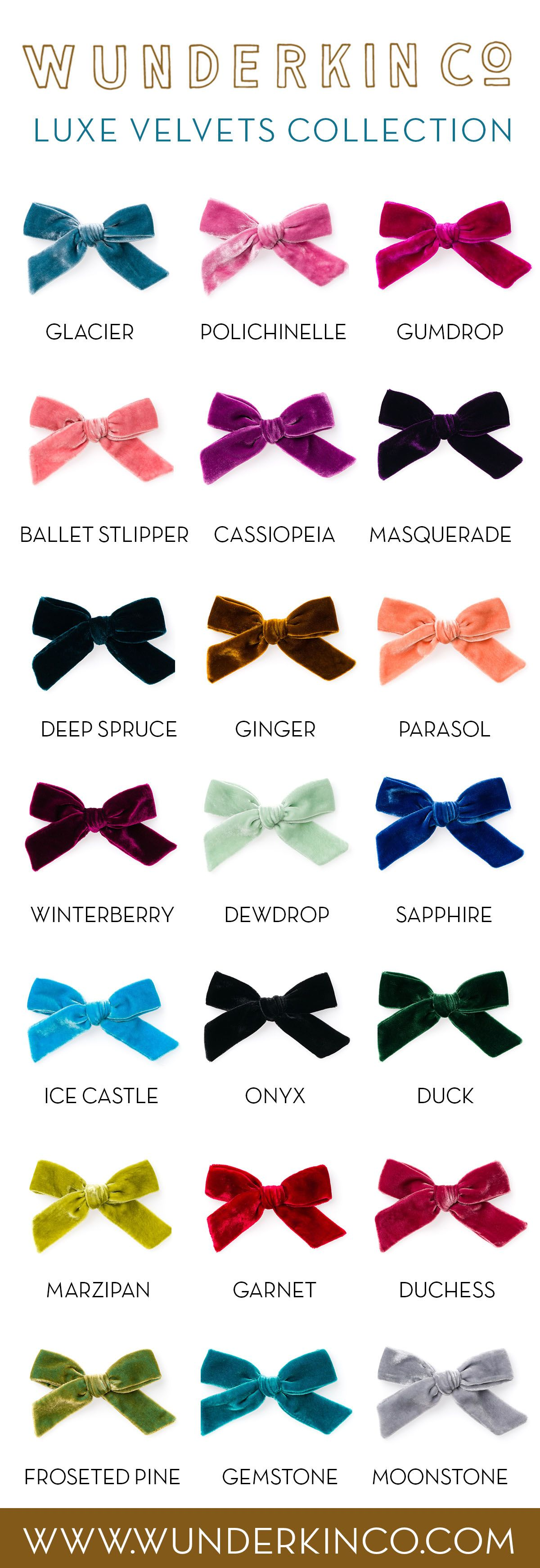 5 styles to choose from! March Bow Bundle 3 Easter themed bows