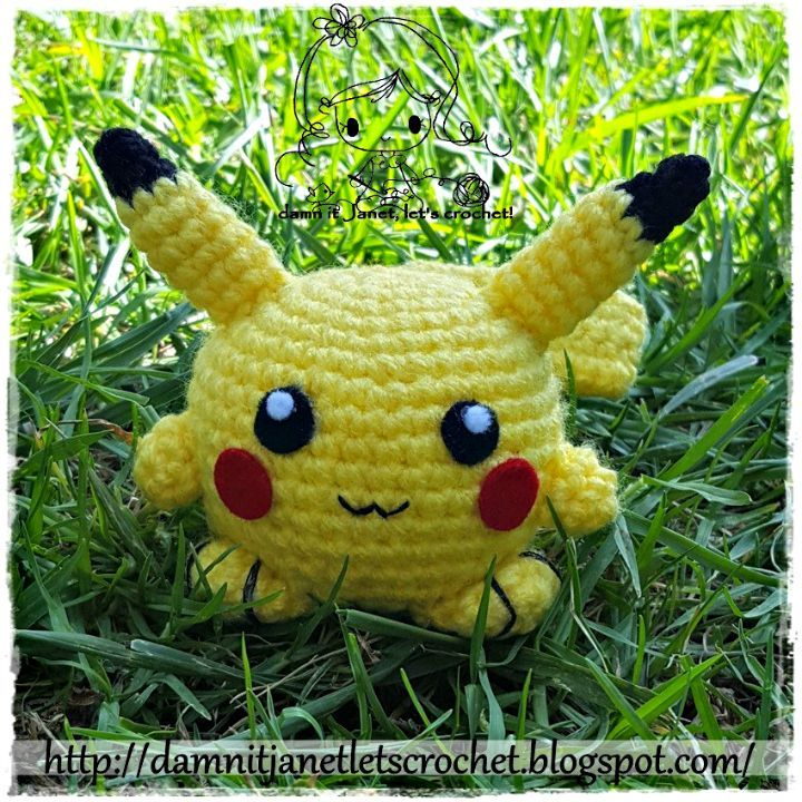 Crochet Amigurumi - 225 Free Crochet Amigurumi Patterns