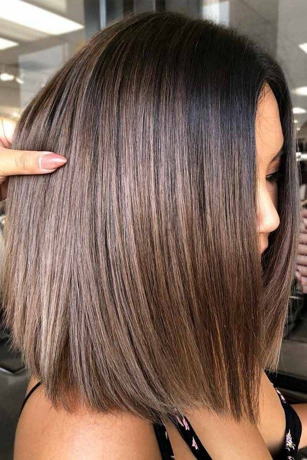 Color Ideas 2020 Bob Hairstyle 42+ Balayage Hair Color Ideas for Brunettes in 2019 2020 – Beauty