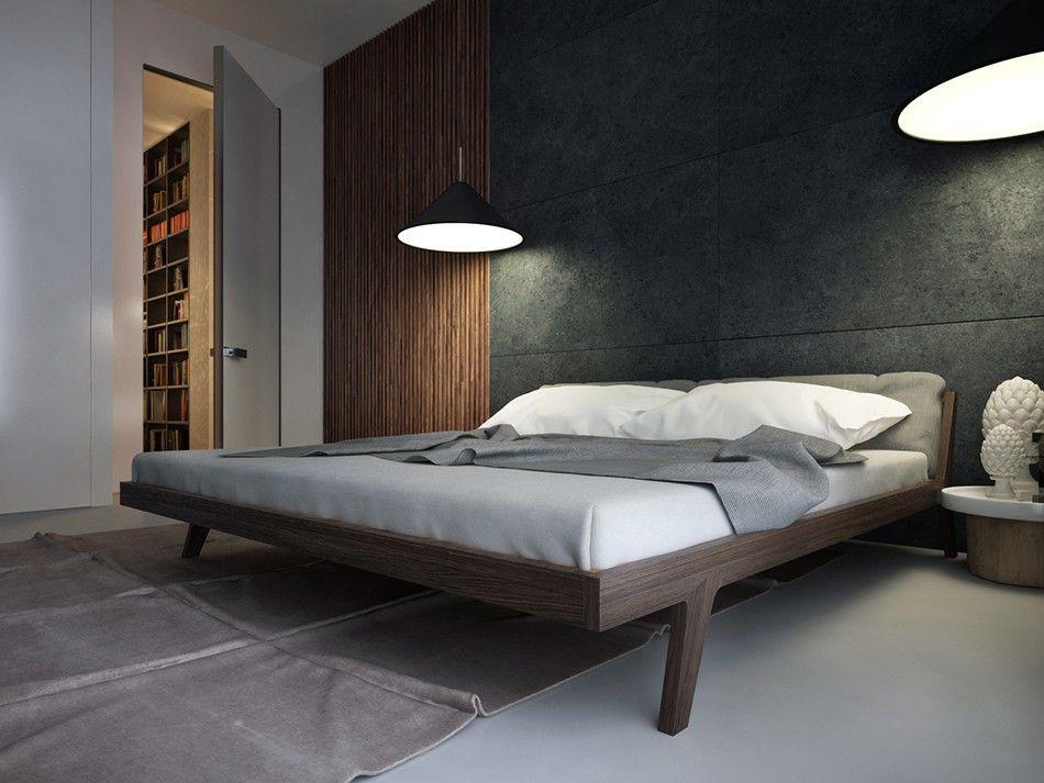 Bedrooms Designs Фото — Аскетичный Урбан На Крымском Берегу — Interior Design