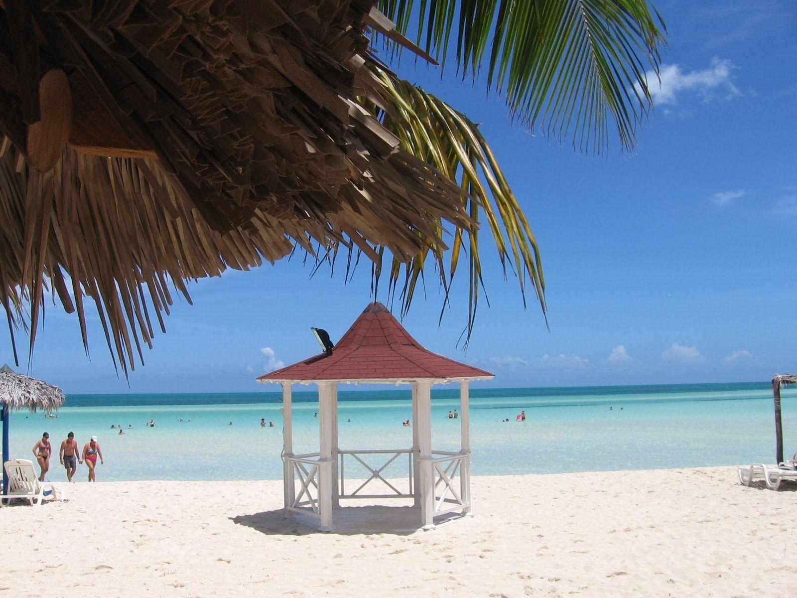 Memories Caribe Beach Resort Cayo Coco Cuba Tour Pascal Tanguay