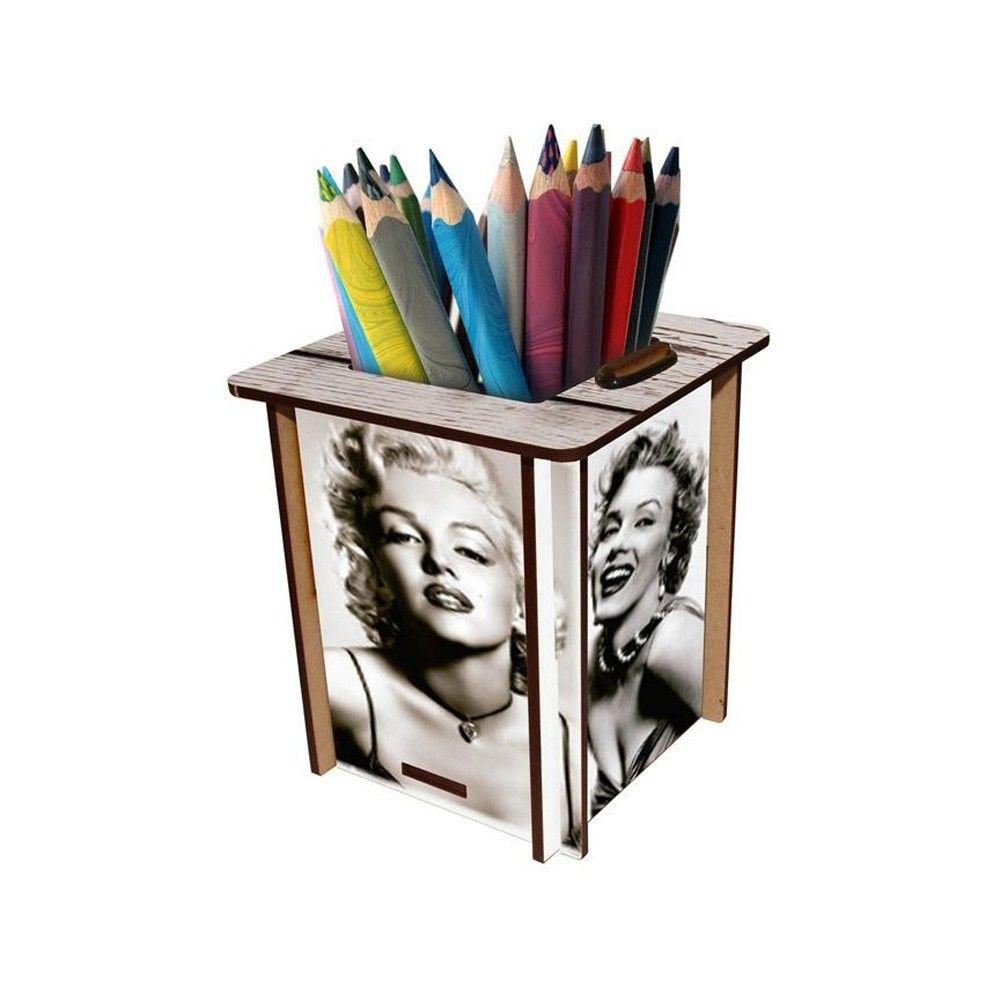 Porta Canetas Marilyn