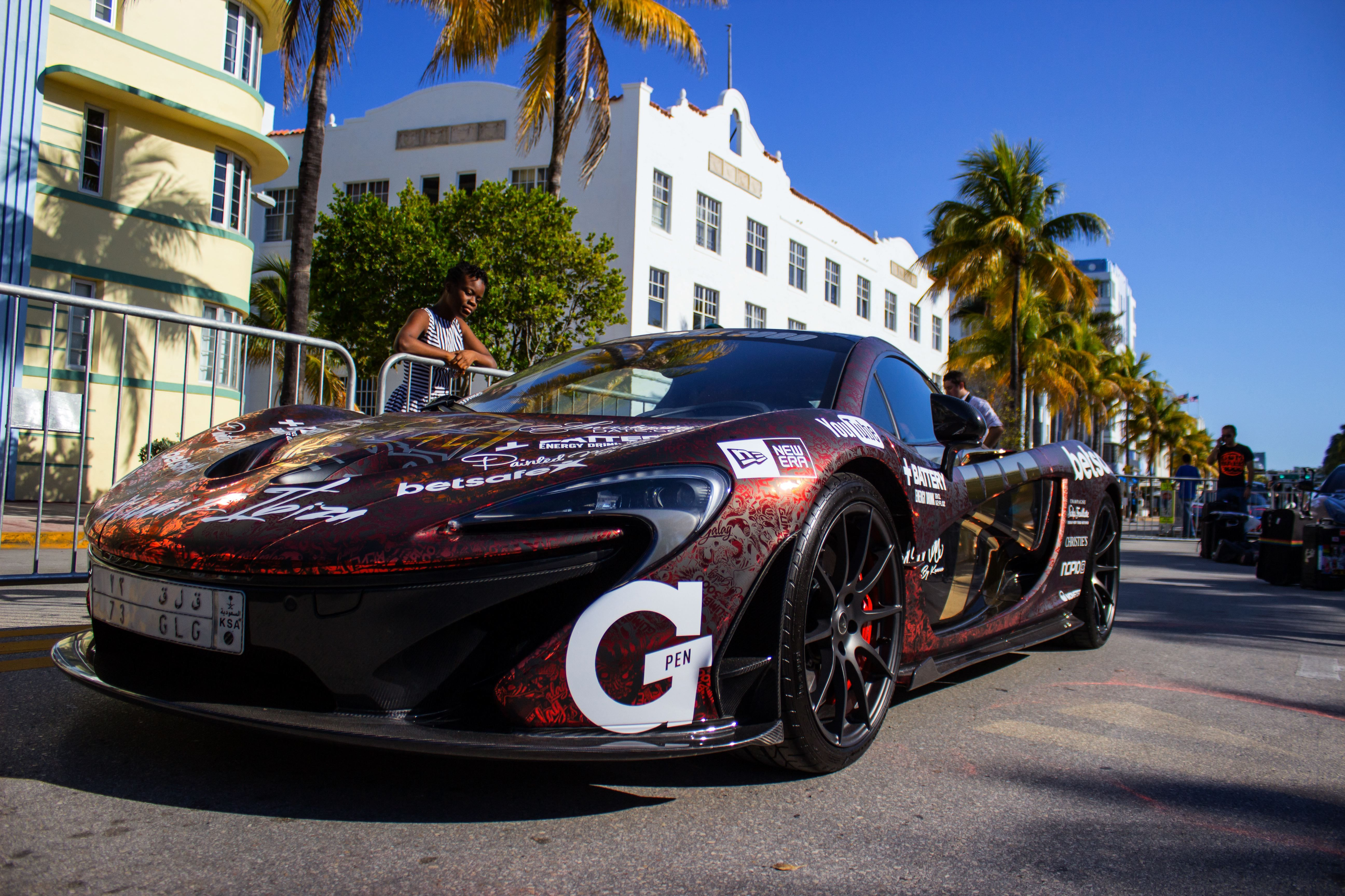 Pin on events gumball 3000 miami