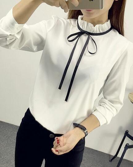 20ba93bddd blusa blanca - moda - dama - juvenil