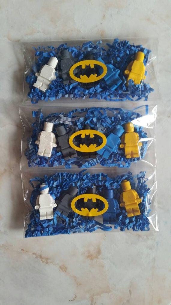 Lego Batman Crayons Set of 5 - Perfect for Stocking Stuffers ...