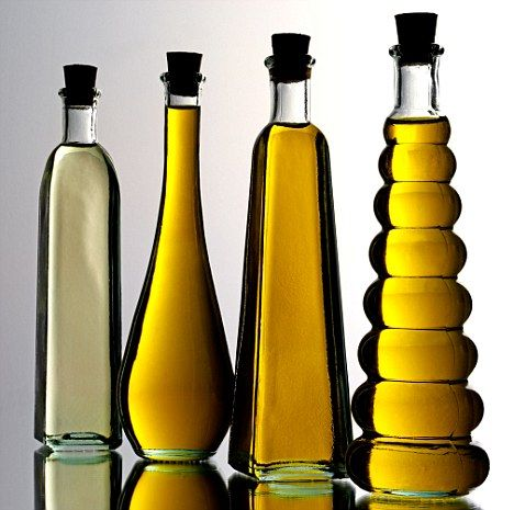 Wash your face with oils