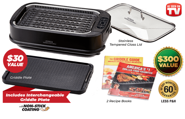 Indoor Grilling With the Power Smokeless Grill (With images