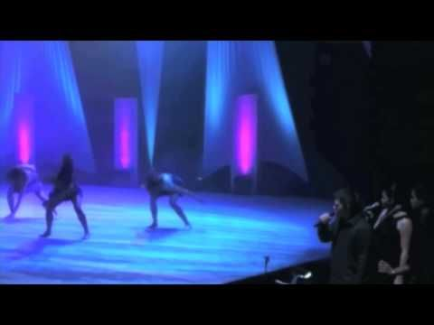Natalie Vilos- Choreography Reel-this girl is amazing. Best roomy ever!