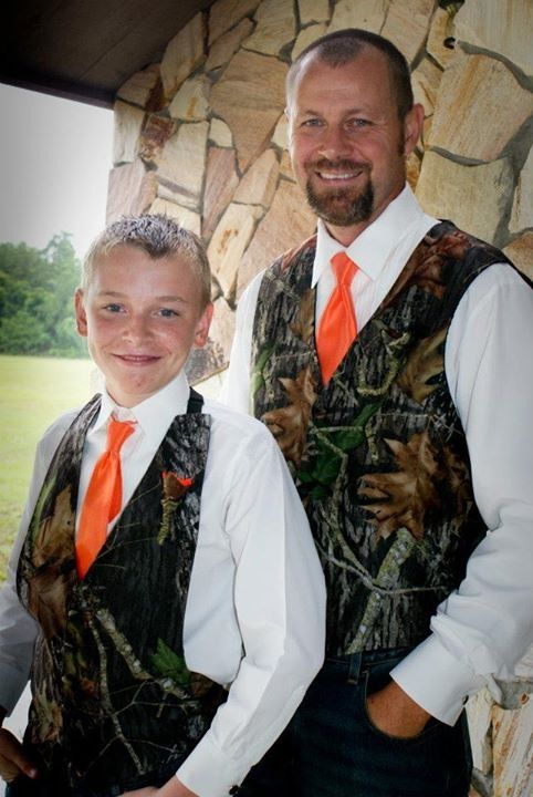vest like that but with pink tie | Camo Wedding | Pinterest | Camo ...