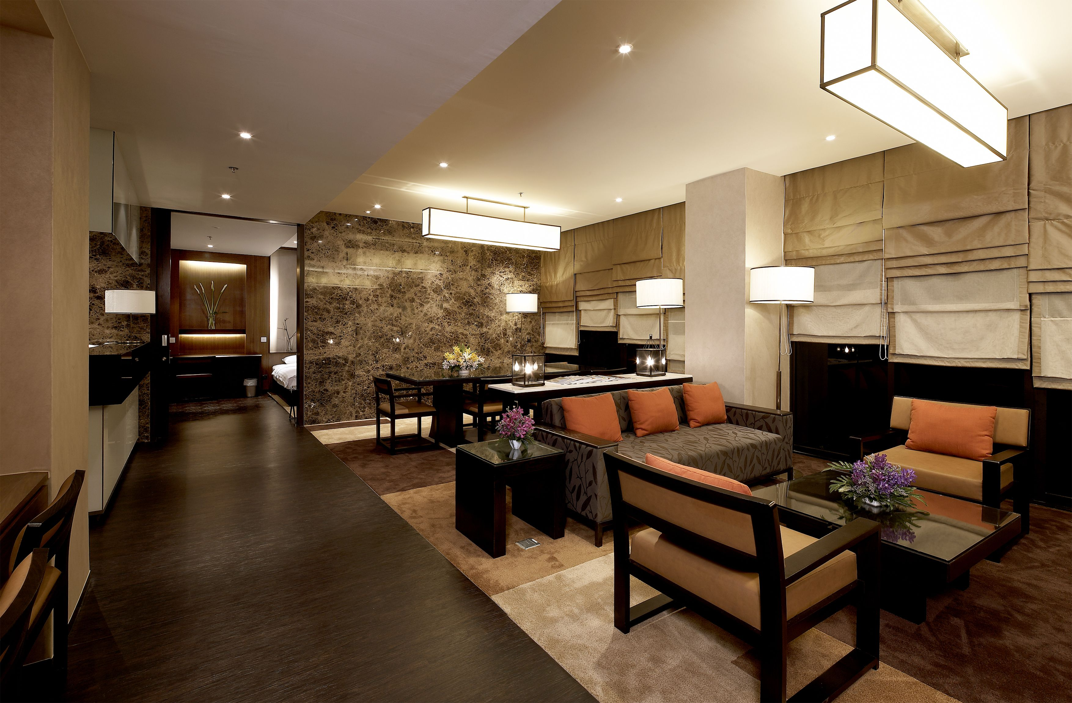 Luxurious Hotel Rooms • Variant Living in 2020 Room