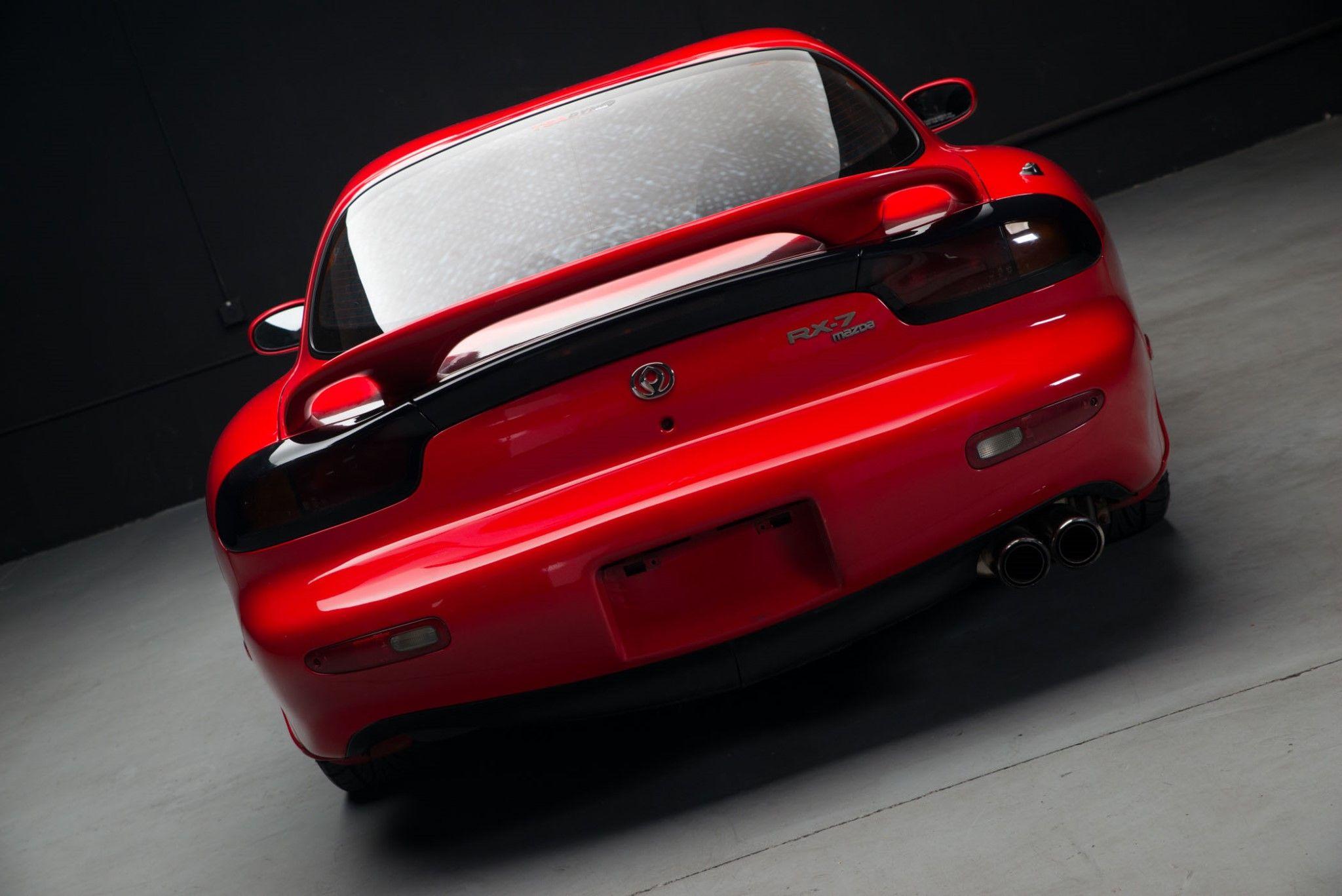 1993 Mazda RX7 R1 ノスタルジー