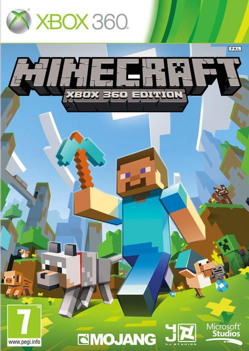 Minecraft Xbox 360 Edition Xbox360 Everything Xbox Pinterest