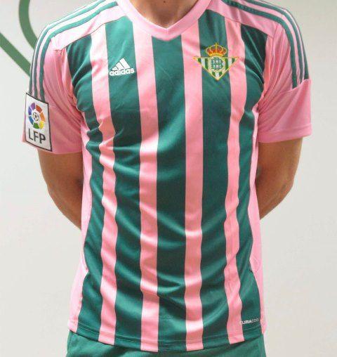 save off 8c7b4 10ad3 El Betis vestirá de verde y rosa para celebrar el Día de la Mujer